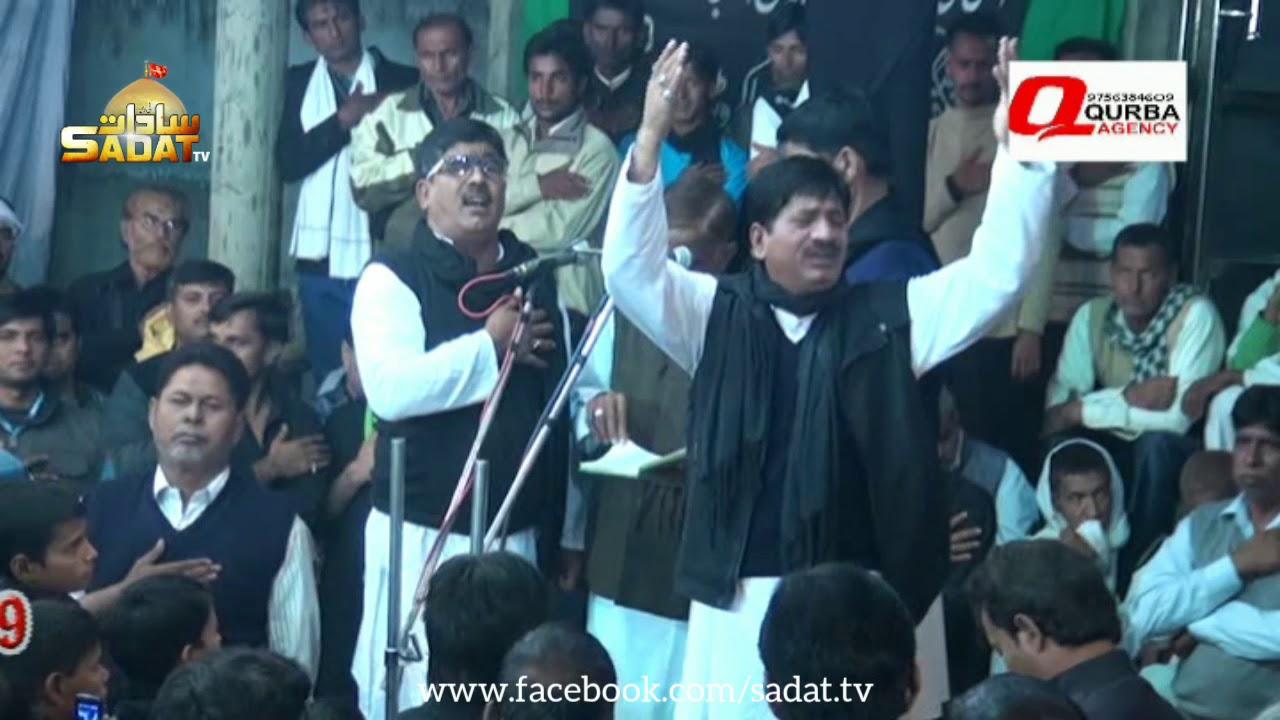 Haye Hussaina Waye Hussain - Anjuman E Panjetani - Sethal - 24th Muharram Ekrotiya - 2015