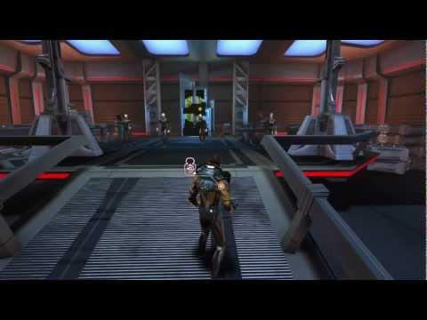 STAR TREK ONLINE HD 'State of Q' Borg (2013) 1080p