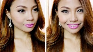 PINAY Celebrity Inspired Make Up Tutorial