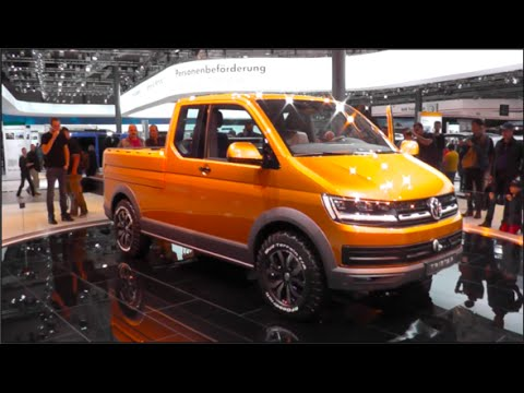 Volkswagen Tristar Concept 2015 In detail review walkaround Interior Exterior