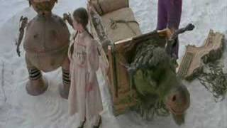 Return To Oz - The Gnome King and his gnomes