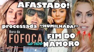 😱Vídeo: Leo Dias é AFASTADO do FOFOCALIZANDO após publicar MEME de Mara Maravilha