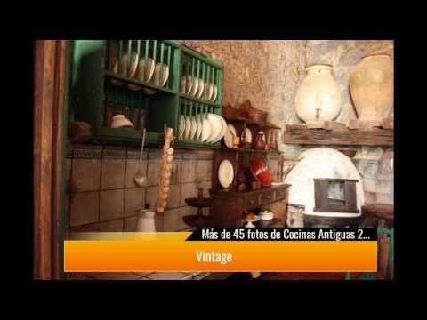 + de 45 fotos de Cocinas Antiguas que te van a encantar