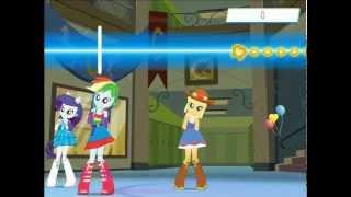 Dancing Shows Game   MLP GameLoft Dancing Mini Game   MLP GameLoft Dancing Mini Game