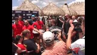 Hogans Beach Club Spanish Assault