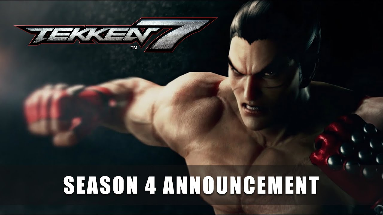 TEKKEN 7 – Season 4 Announcement