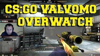CS:GO Suomi - VALVOMO / OVERWATCH #1 KOODARI VAI EI?