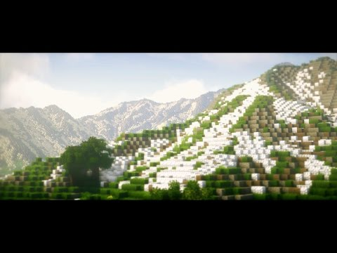 Minecraft - Inspiring Cinematic Timelapse ~ Finite Light (SEUS Complete) | 60fps