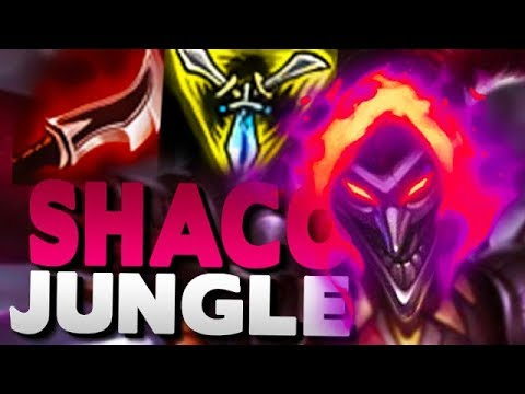 How to Play Shaco Jungle in Season 8! The Most Fun One-Trick Jungler