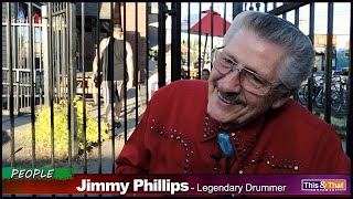 Meeting Legendary Drummer Jimmy Phillips_Part 2