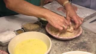Homeplate Homestyle - Chicken Schnitzel