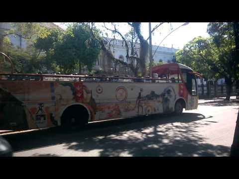 ONIBUS de turismo no RIO DE JANEIRO muito LEGAL