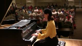 "Jimin Park performing ""After You've Gone"" by Turner Layton (1918)."