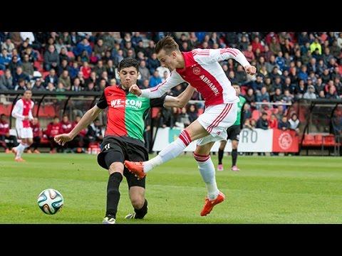 Kampioenswedstrijd Ajax A1 - NEC A1