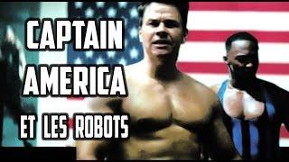 Gambar cover Captain America et les Robots ® parodie mozinor