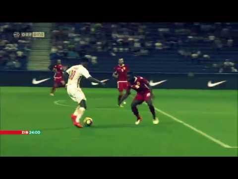 Ред Булл Зальцбург - Партизани 2:0 видео