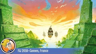 CAPcolor & Cap10 — game overview at FIJ 2018