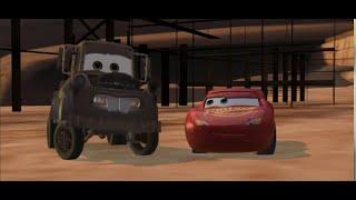Мультфильмы про Машинки Тачки Молния МакКуин Animated cartoon Cars Lightning McQueen