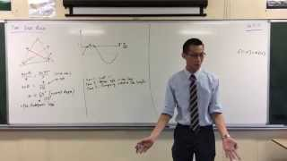 Cosine Rule: An Upgrade to Pythagoras' Theorem