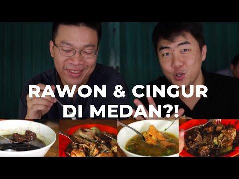 Nyari Rawon dan Rujak Cingur di Medan