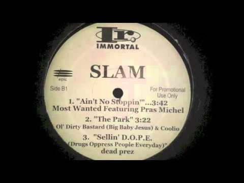 Most Wanted Featuring Pras Michel - Ain't No Stoppin'