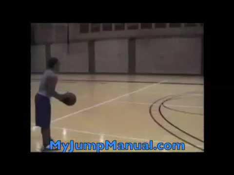 Vertical Jump Manual - Secrets Used by NBA player Lebron Ja