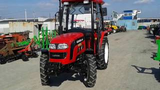 Купить Трактор Lovol TB-454 (Фотон ТB-454) с реверсом minitrak.com.ua
