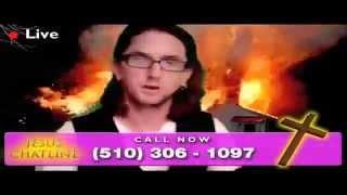 Jesus Chatline Full Episode 6 October 24, 2011 Bal Harry Fire 4chan Troll Raid