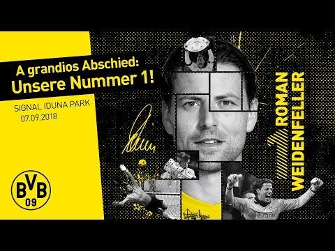 Abschiedsspiel von Roman Weidenfeller | 16 Jahre BVB - #AGrandiosAbschied | ReLIVE
