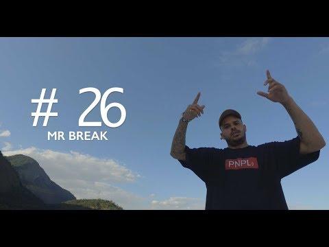 Perfil #26 - Mr Break - Se Adianta (Prod. YoungFabs)