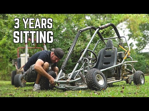 420cc Murray Go Kart Revival | Best Cheap Off Roader!