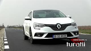 Renault Megane Sedan 1.3l TCe 140 EDC video 1 of 2