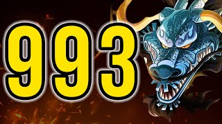 One Piece Chapter 993 Review - The Most Likely Outcome!