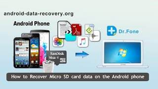 How to Recover Micro SD card data on the Android phone, Micro SD Card Recovery