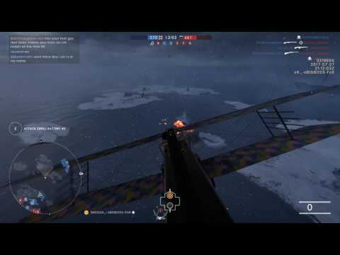 73-0 Tank Hunter Attack Plane Gameplay on New CTE Map - Albion