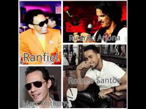 Romeo Santos, Marc Anthony - Salsa Exclusiva