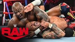 Ricochet vs. Shelton Benjamin: Raw, Oct. 14, 2019