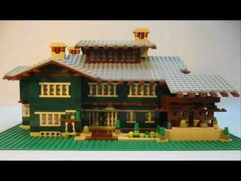 The Top 10 Best Lego Houses Ever