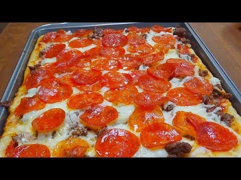 Recipe Of Pizza Pepperoni