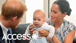 Prince Harry And Meghan Markle May Celebrate Baby Archie's First Christmas In The United States