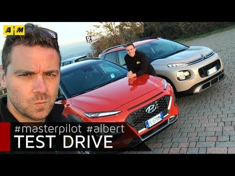 Hyundai Kona VS Citroen C3 Aircross  sfida all'ultimo SUV