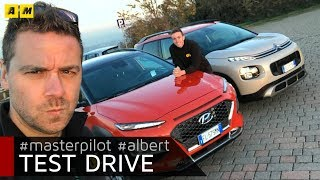 Hyundai Kona VS Citroen C3 Aircross | sfida all'ultimo SUV