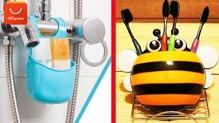 видео Гаджеты для ванны и ванной комнаты