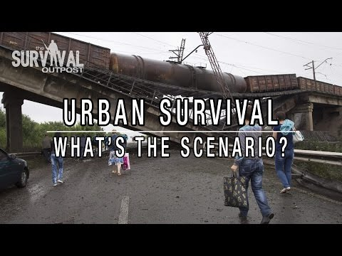 Urban Survival: What's The Scenario?