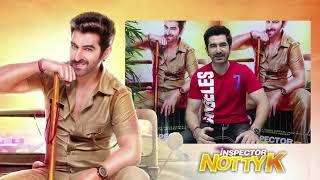 Trailer Announcement of Inspector NottyK | Jeet | Nusrat Faria | Ashok Pati |