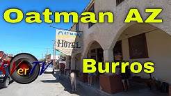 Oatman Arizona - Ghost Town - Gold Mines US Route 66