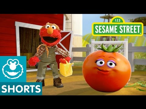 Sesame Street: Elmo the Musical: Tomato