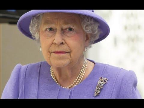 Queen in hospital with gastroenteritis