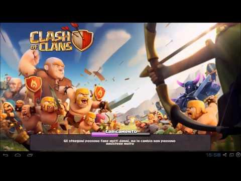 clash of clans per pc
