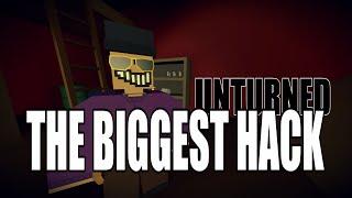 THE BIGGEST HACK EVER - Unturned 3.12.0.0